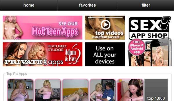 Sex App Shop エロアプリ取り扱いサイトまとめ