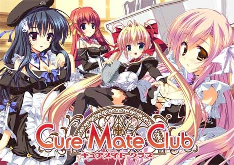 タイトル Cure Mate Club