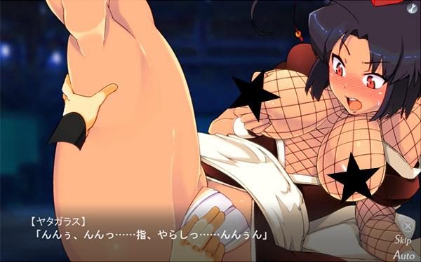 Hシーン TOKYO天魔 -DEVIL SLAVE-