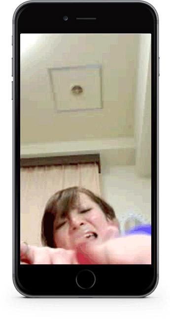 イメージ 素人女子とビデオ通話で相互オナニーできる18禁エロアプリ-Eazy