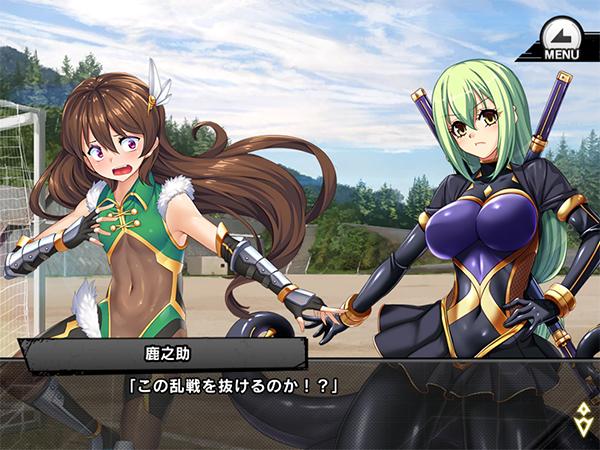 ストーリー 対魔忍RPGX